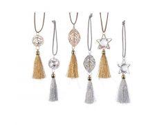 Diamant Ijzer Hang 20Cm 6 Assortimenten Prijs Per Stuk