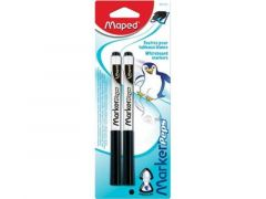 Maped Whitebord Viltstiften Zwart 2 Stiften