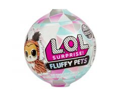 L.O.L. Surprise Fluffy Pets Assortiment Prijs Per Stuk In Pdq