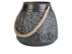 Cosy & Trendy Lantaarn Maroc Antique Goud 25X25Xh25Cm