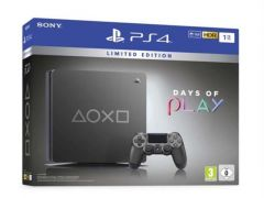 Ps4 Slim 1Tb Days Of Play Edition 2019