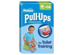 Huggies Pull-Ups T5/M Boy 14St