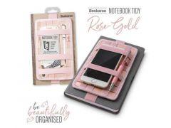 Bookaroo Notebook Tidy Rose Gold