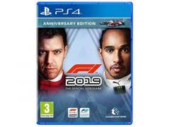 Ps4 Formula 1 2019 Anniversary Edition