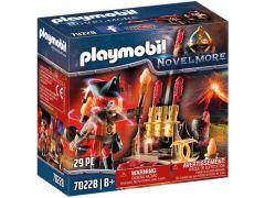 Playmobil 70228 Vuurmeester Met Vuurwerkkanon