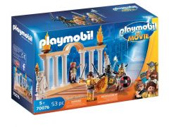 Playmobil 70076 The Movie Keizer Maximus In H