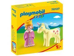 Playmobil 70127 Prinses En Eenhoorn