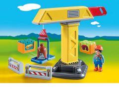 Playmobil 70165 Bouwkraan