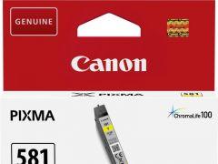 Canon Cli581Y Inktcartridge Ts6150 Yellow