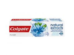 Colgate Tandp Natural Extracts Stralend Wit 75Ml
