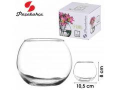 Pasabahce - Botanica - Vase Rond Hauteur 8Cm