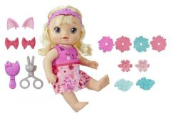 Baby Alive Snip N Style Baby Blond Hair