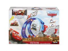 Cars Xtreme Racing Serie Crash Challenge Racebaan
