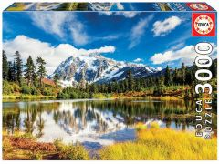 Educa Puzzel 3000 St. Shuksan Berg Washington Usa