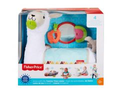 FISHER PRICE GROW-WITH-ME TUMMY TIME LAMA