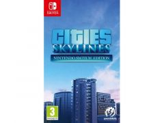 Nintendo Switch Cities Skylines
