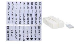 Diy Letter Lights 445X285X330Mm
