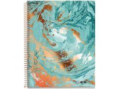 Miquelrius Notebook A4 Mineral Copper Square Geruit