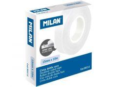 Milan Dubbelzijdig Plakband 15Mmx10M