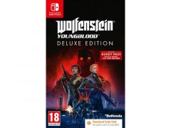 Nintendo Switch WolfeNintendo Switchtein Youngblood Deluxe Edition