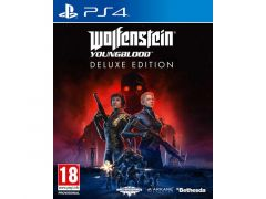 Ps4 Wolfenstein Youngblood Delux Edition