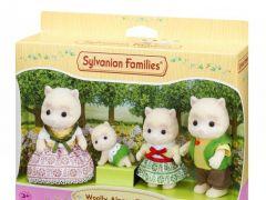 Sylvanian Families Familie Alpaca