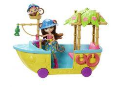 Enchantimals Jungle Boat