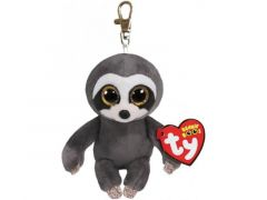 Beanie Boo'S Clip Dangler - Grey Sloth