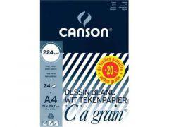 Canson Tekenblok C A Grain A4