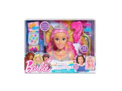 Barbie Kaphoofd Dreamtopia