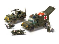 Sluban Army Ambulance