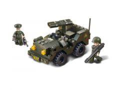 Sluban Army Jeep