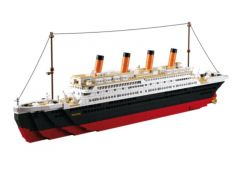 Sluban Titanic Big