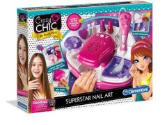 Clementoni Crazy Chic Nail Art Studio