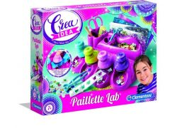 Clementoni Crea Idea Paillettes Lab