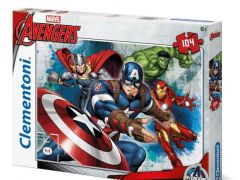 Puzzel 104 St. The Avengers