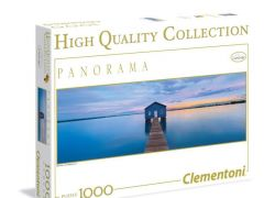 Puzzel 1000 St. Panorama Blue Calm