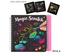 Ylvi And The Minimoomis Mini Magic Scratch Book