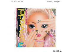 Topmodel Create Your Hand-Design Kleurboek