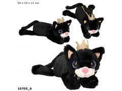 Topmodel Knuffel Kat Zwart Cat