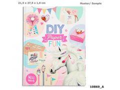 Miss Melody Diy Paper Fun Book
