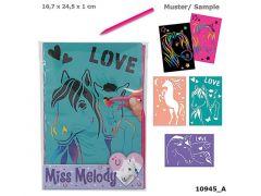 Miss Melody Krasboek