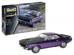 Rev 07664 1970 Plymouth Aar Cuda