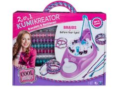 Cool Maker Kumi Kreator Studio 2 In 1
