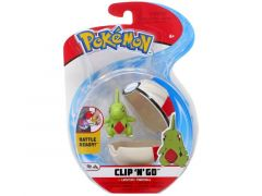 Pokemon Clip 'N Go Assortiment Prijs Per Stuk