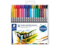 Stift Met Dubbele Punt 36St