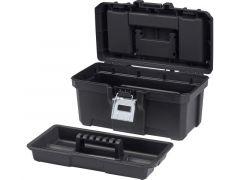 Keter Basic Toolbox Met Metal Latches 16