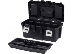 Keter Basic Toolbox Met Metal Latches 19