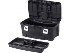 Keter Basic Toolbox Met Metal Latches 22