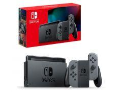 Nintendo Switch Grey New